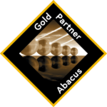 This image has an empty alt attribute; its file name is Gold_Partner_d-150x150.png